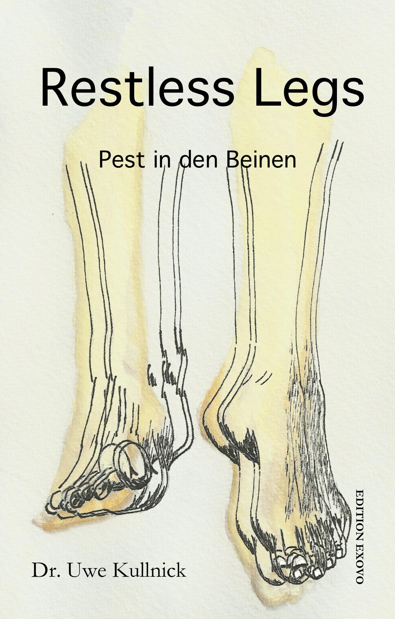 Restless Legs – Die heimliche Volksseuche – Sachbuch