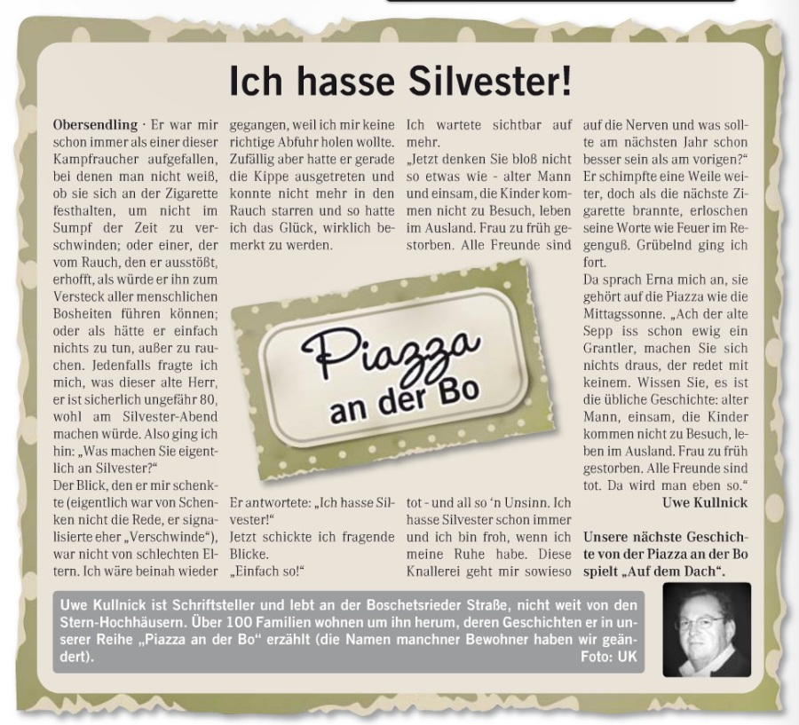16 Ich hasse Sylvester