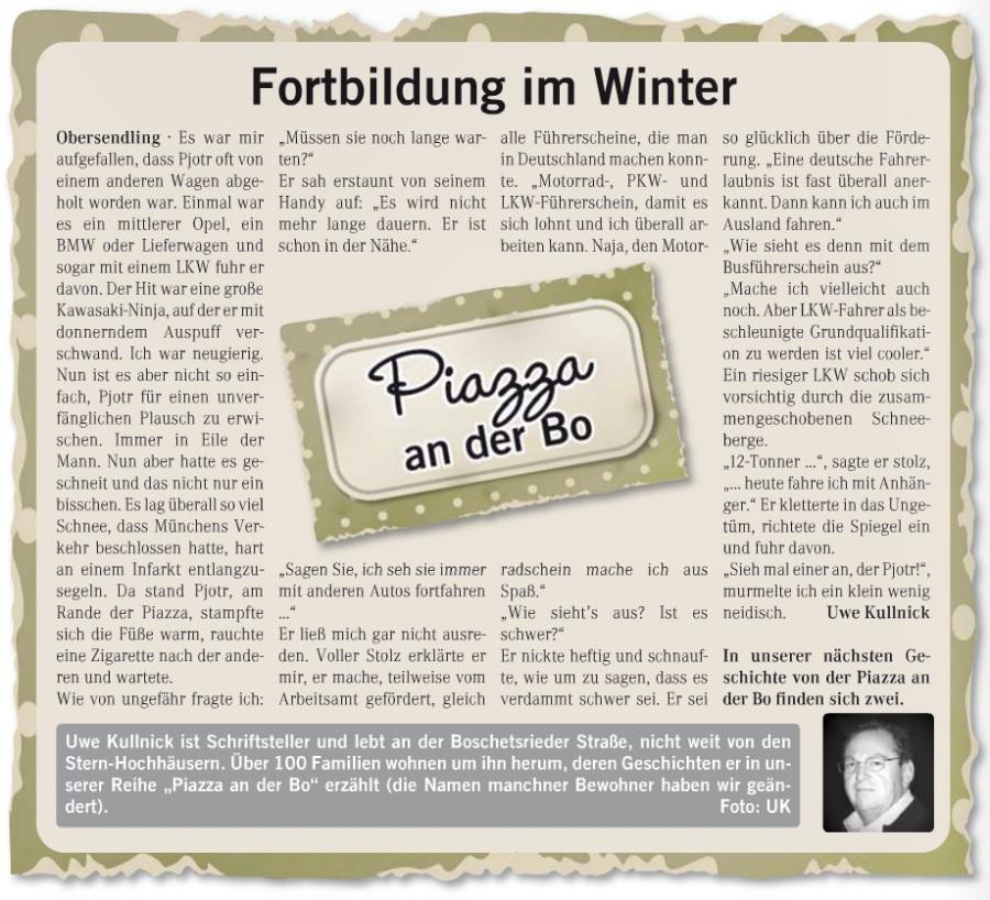 19 Fortbildung im Winter